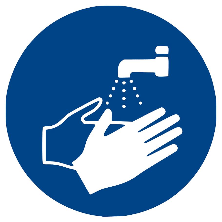 handwassensymbool